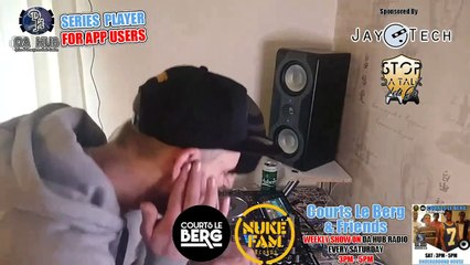 Episode 203 Courts Le Berg & Friends  (Underground House)