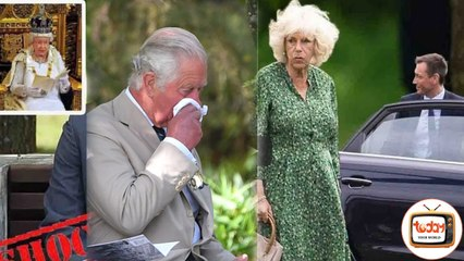 Today, Tragedy for Charles: Camilla left him when Queen declared successor was NOT Charles
