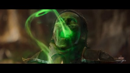 EXCLUSIVE EDIT: SHANG TSUNG KILLS KUNG LAO / FATALITY YOUR SOUL IS MINE / KUNG LAO SAVES COLE YOUNG