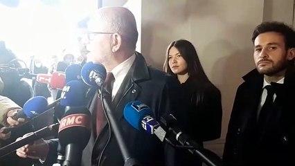Alain Jakubowicz, l'avocat de Nordahl Lelandais, prend la parole pour la première fois depuis le début du procès