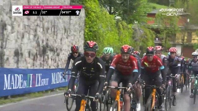 Giro d'Italia 2021 - Stage 4 - Final Kilometers