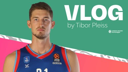 EuroLeague Vlogs: Tibor Pleiss, Anadolu Efes Istanbul