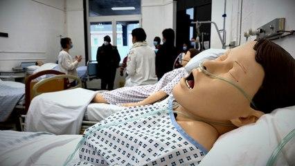 Les infirmières de demain face à la réalité du Covid-19