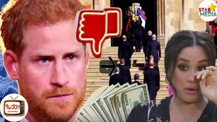 "Prince Harry failed to ""explain"" to Meghan after return empty-handed from funer-a-l"