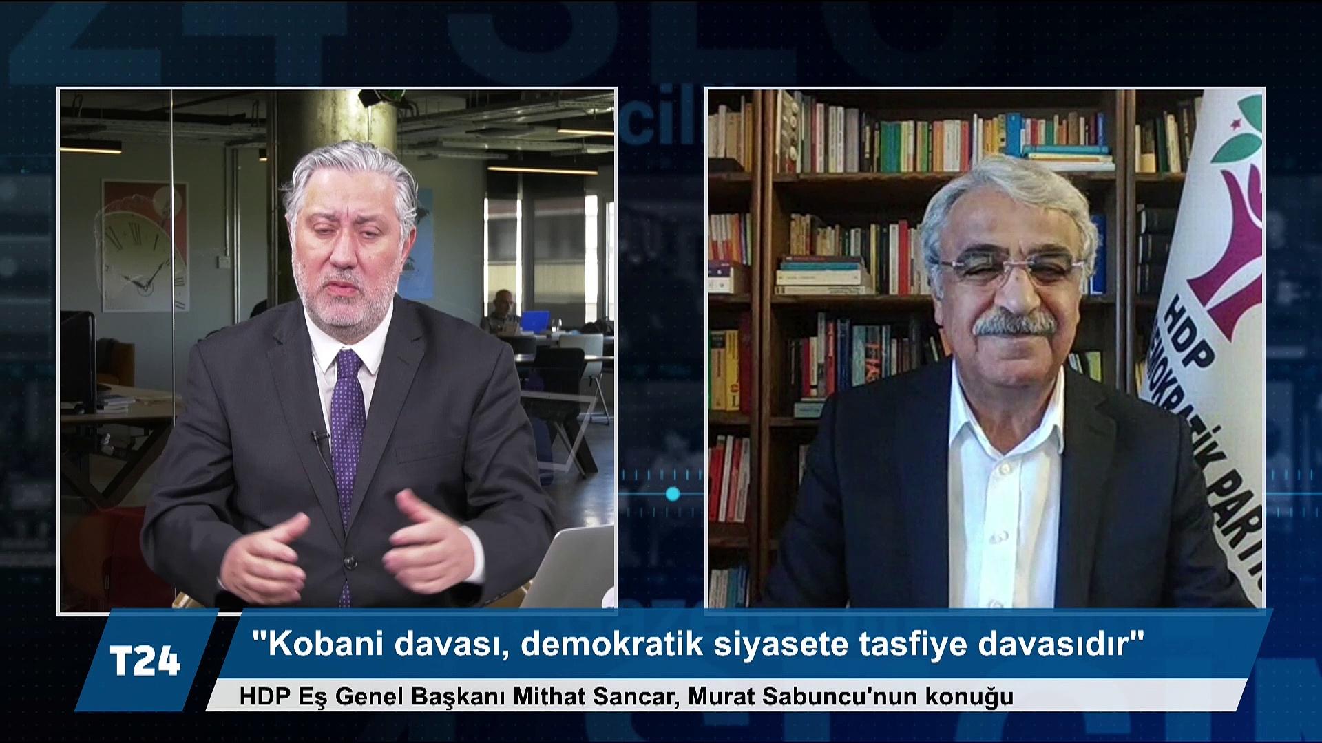 Mithat Sancar: Cumhurbaşkanlığı seçiminde muhalefetle diyaloğa hazırız; Millet İttifakı'na girme talebimiz yok