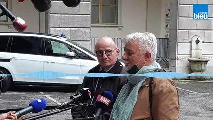 """Procès Lelandais : """"nous accepterons le verdict quel qu'il soit avec le plus de dignité possible"""", selon Didier Noyer, père d'Arthur Noyer"""