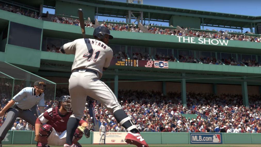 Packender Baseball: MLB The Show 17