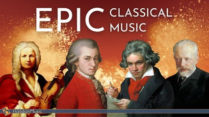 Various Artists - Epic Classical Music