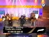Victor Garcia en Animal Nocturno Ayer te pedi 22-02-08