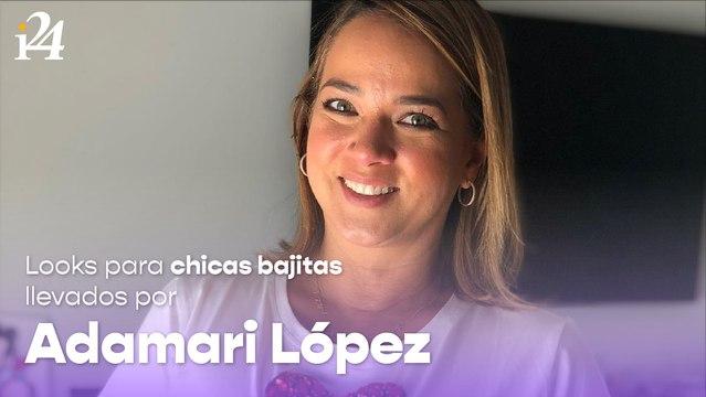 Looks para chicas bajitas llevados por Adamari López