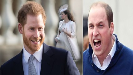 Harry 'extremely protective' of Kate's 4th Pregnancy While William wants Duchess Get an abortion