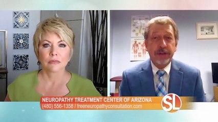 Neuropathy Treatment Center of Arizona can help treat neuropathy pain