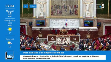12/05/2021 - La matinale de France Bleu Paris
