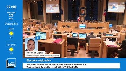 12/05/2021 - La matinale de France Bleu Provence