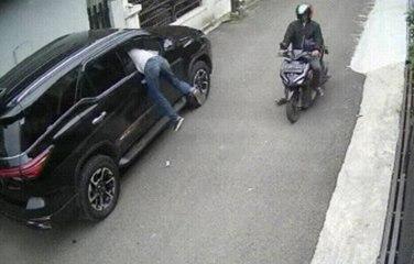 VÍDEO: Los ladrones actúan en segundos... No dejes nunca a la vista objetos dentro de un coche