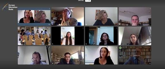 II. Savoirs, cultures et proximités à l'heure du numérique, Florence ROBINE, Ambassadrice de France en Bulgarie