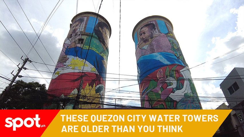 These Water Towers Are Older Than You Think