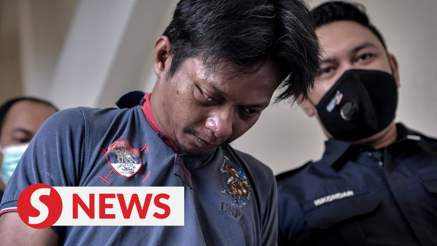 Unemployed man charged with murder and sodomy of nine-month-old baby