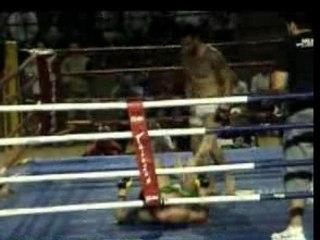 Jose Roque (TAZ ACADEMY) vs Leandro Frois (EQUIPO MTX)