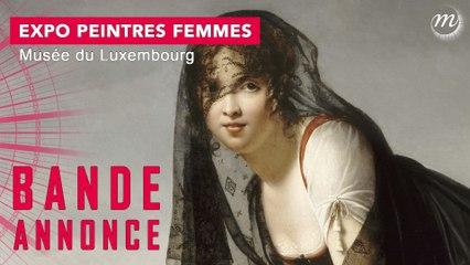 Peintres femmes, 1780-1830 : la bande-annonce de l'exposition