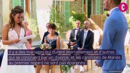 Comment se déroulent les divorces dans Mariés au premier regard ?