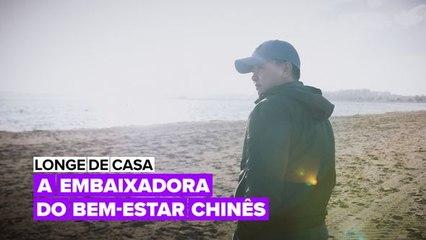 A embaixadora do bem-estar chinês