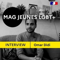 Entretien avec le MAG Jeunes LGBT+