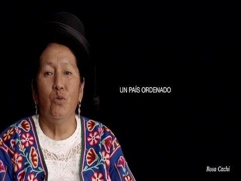 Spot de Latina television en defensa de la democracia para la segunda vuelta entre Keiko Fujimori y Pedro Castilloelecciones 2021