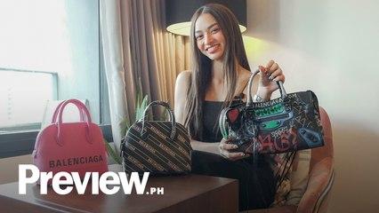 Kylie Verzosa Bought Her First Designer Bag Only After She Won Miss International   Designer Favorites   PREVIEW