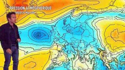 Illustration de l'actualité Bulletin météo pour le vendredi 14 mai 2021