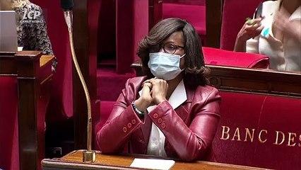 """Marie-Pierre Rixain (LaREM) défend sa proposition de loi """"visant à accélérer l'égalité économique et professionnelle"""""""