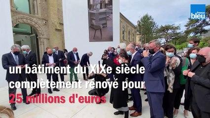Deauville ouvre un centre culturel géant dans l'ancien couvent des Franciscaines