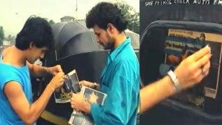 ಮುಂಬೈನ ಬೀದಿಗಳಲ್ಲಿ ಪೋಸ್ಟರ್ ಹಂಚುತ್ತಿದ್ದ Aamir Khan ವಿಡಿಯೋ ವೈರಲ್ | Filmibeat Kannada