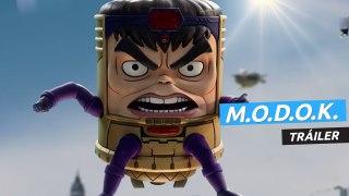 Tráiler de M.O.D.O.K., la nueva serie de animación de Marvel