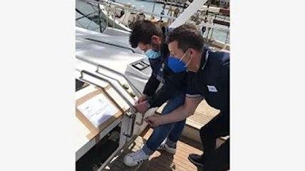 ✅  Evasi 330mila euro di dazi doganali,sigilli a yacht di lusso