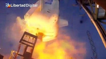 Así son los requisitos para viajar al espacio con la empresa Blue Origin