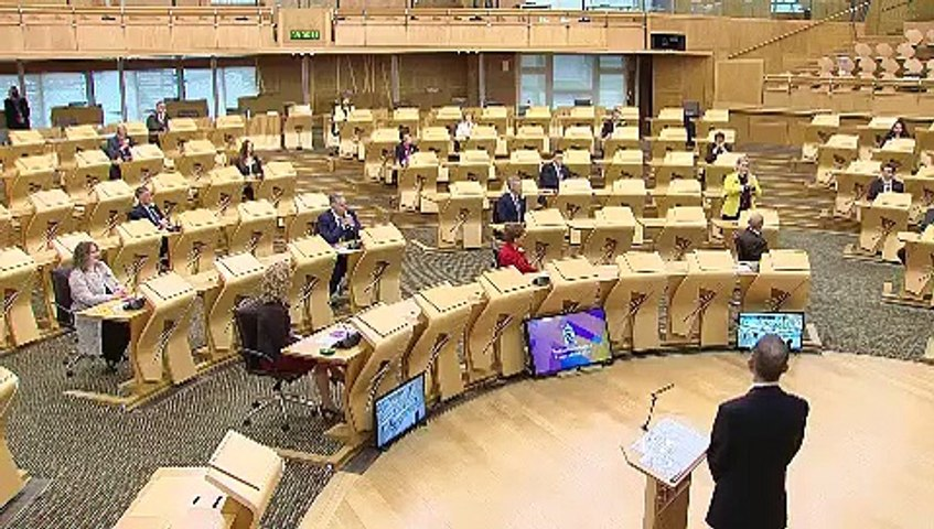 Scottish Parliament - Members Oaths and Affirmations