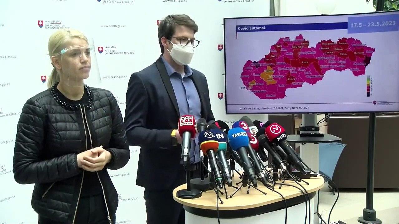 ZÁZNAM: TK ministra zdravotníctva V. Lengvarského o aktuálnych opatreniach