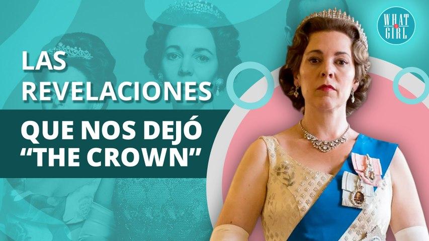"""The Crown"" reveló las 10 insólitas normas de la realeza británica   ""The Crown"" revealed the 10 unusual rules of British royalty"