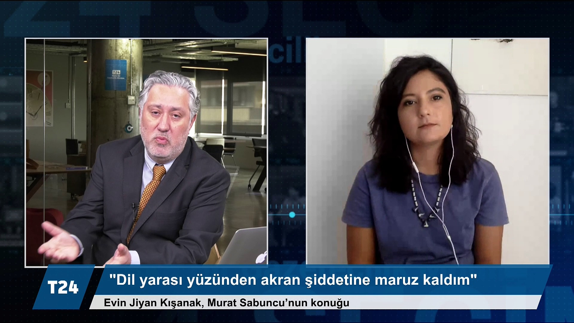 Evin Jiyan Kışanak: Dil yarası dediğimiz şey yüzünden çatışmalar yaşadım, akran şiddetine maruz kaldım