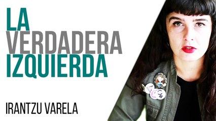 Irantzu Varela, El Tornillo y la verdadera izquierda - En la Frontera, 13 de mayo de 2021