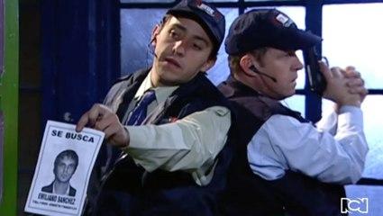 Capítulo 149   La Policía llega a buscar a Emiliano a la pensión de Genaro