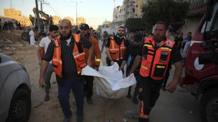Casualties Mount As Israel-Gaza Fighting Continues