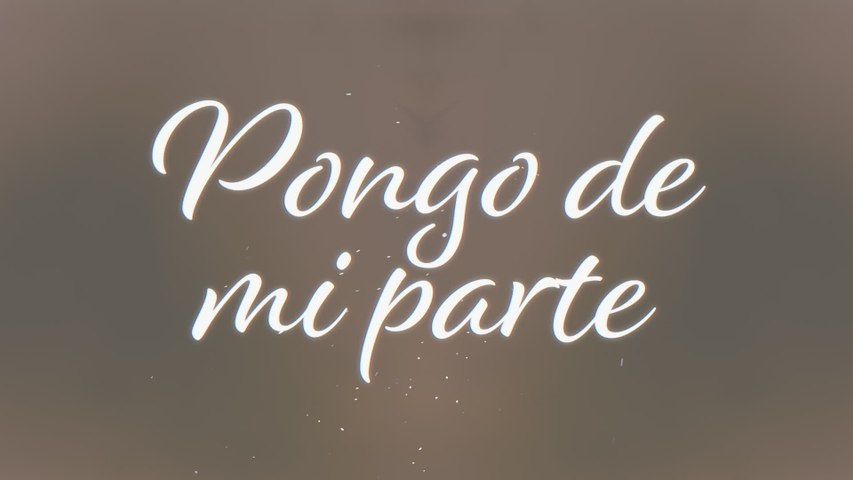 Neto Bernal - Pongo De Mi Parte