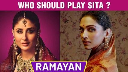 Ramayan: Deepika Padukone Or Kareena Kapoor As Sita Confuse Makers | Hrithik Roshan | Mahesh Babu