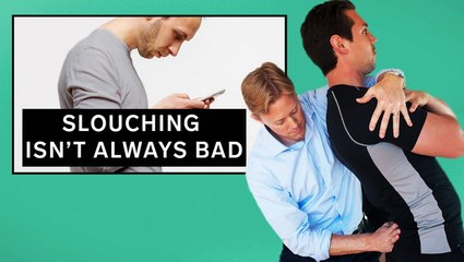 Physical therapists debunk 11 popular myths about posture and back pain