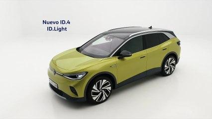 Nuevo Volkswagen ID.4 - ID.Light