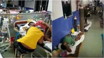 Goa: Covid-19 patients battle more than just virus | WATCH
