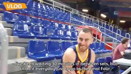 EuroLeague Vlogs: Alex Abrines, FC Barcelona
