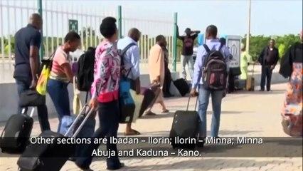 ConstructAfrica presents... Standard Gauge Railway Line Project, Nigeria